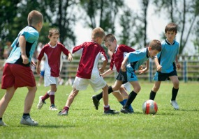Attacking drills for kids