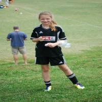 Caroline Dare: Young SuperStar Soccer Player, Singer and Songwriter
