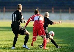 Fake Control Soccer Move