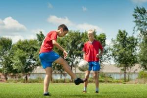Youth Soccer Tricks