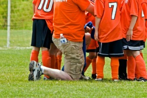 Youth Soccer Coaching