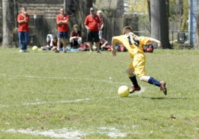 Youth Soccer Speed Training