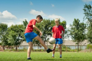 Youth Soccer Tricks